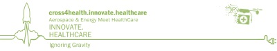cross4health.innovate.healthcare Logo